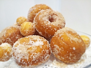 Easy and Tasty Donuts