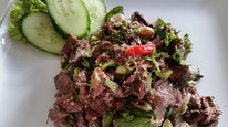 Laotian Larb Beef