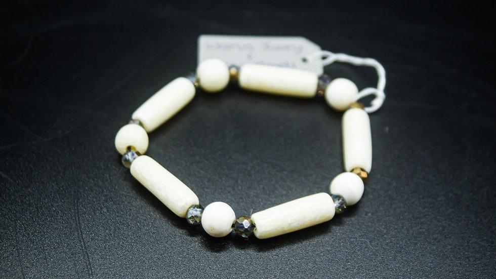 Ivory Bracelet
