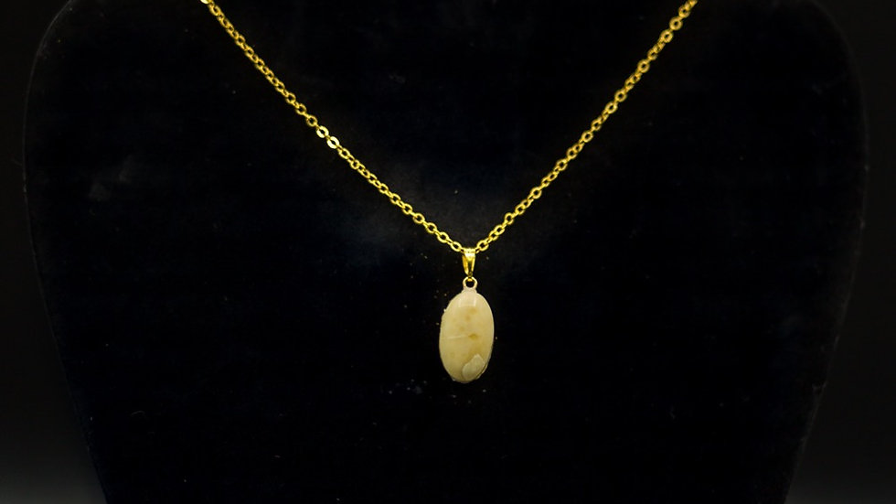 Whales Tooth Necklace, Style 5