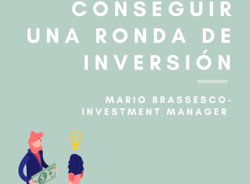 Como conseguir una ronda de inversión