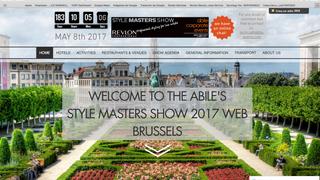 Style Masters web for Revlon