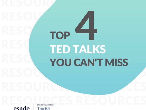 4 Top TED Talks