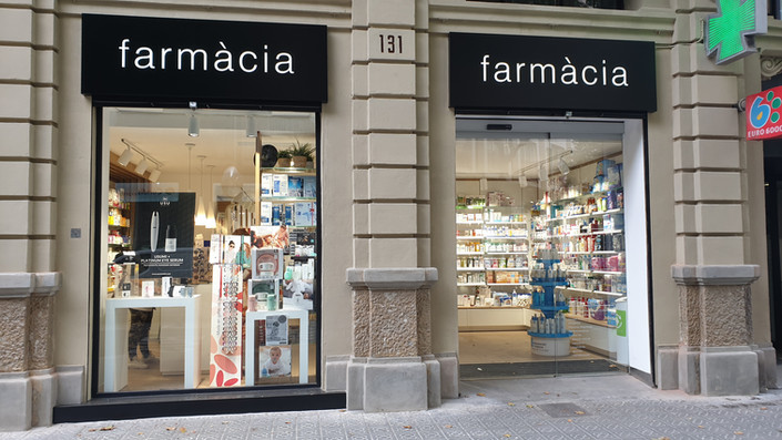 Farmacia Mallorca
