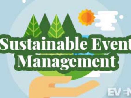 Nueva manera de hacer eventos sostenibles!