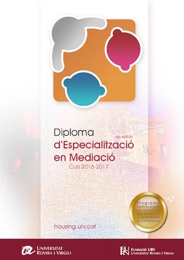 diploma d'especialització mediació