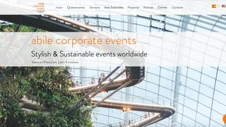Abile Corporate Events