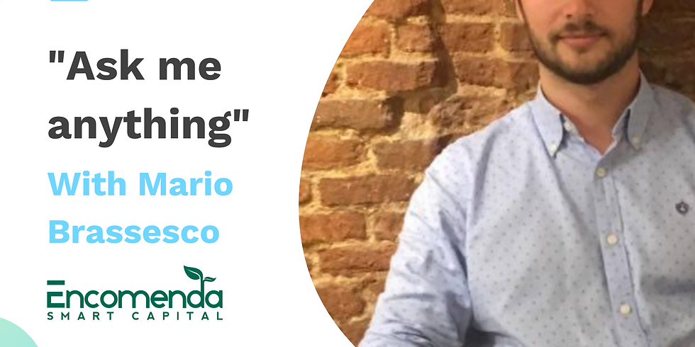 """""""Ask me anything"""" with Mario Brassesco"""