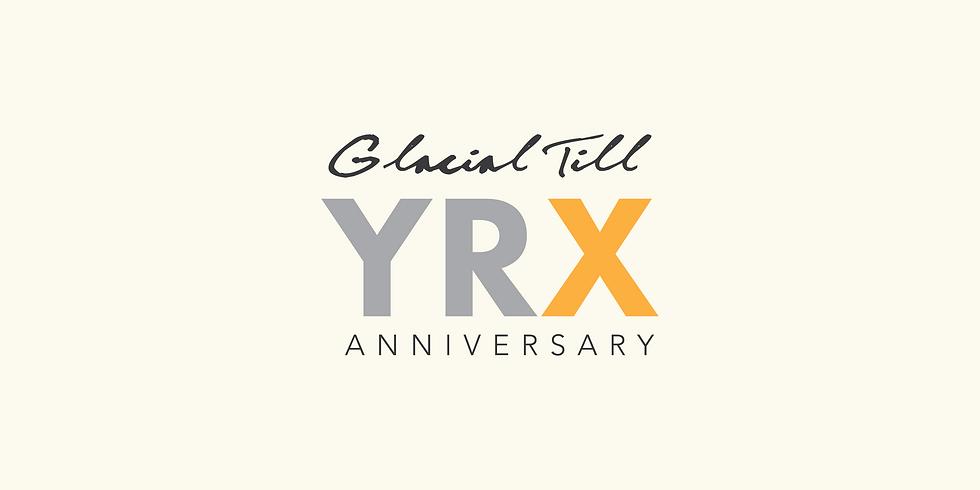 Glacial Till Ten Year Anniversary - Tasting Room