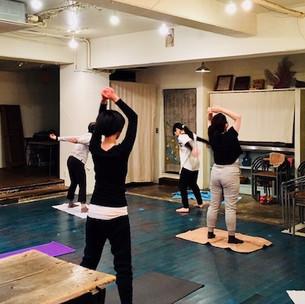 ★12/9(水)12月 体メンテナンス体操