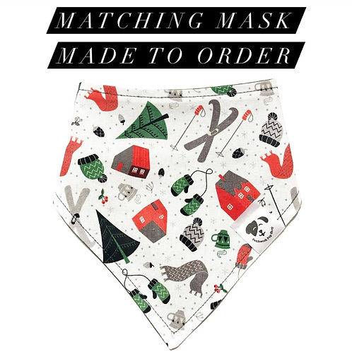Winter Wonderland Mask
