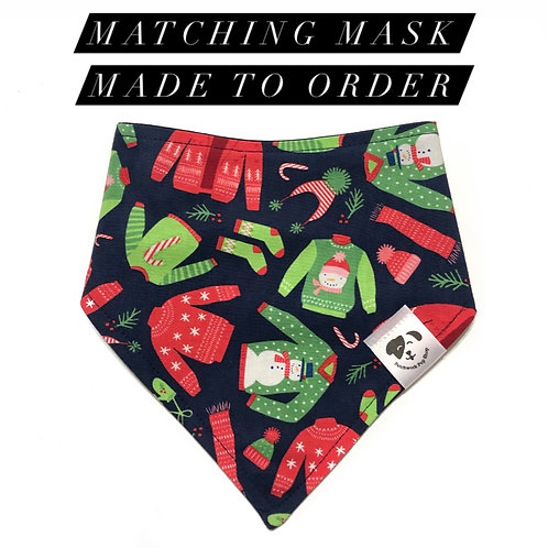 Sweater Weather Mask