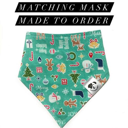 Christmas Countdown Mask