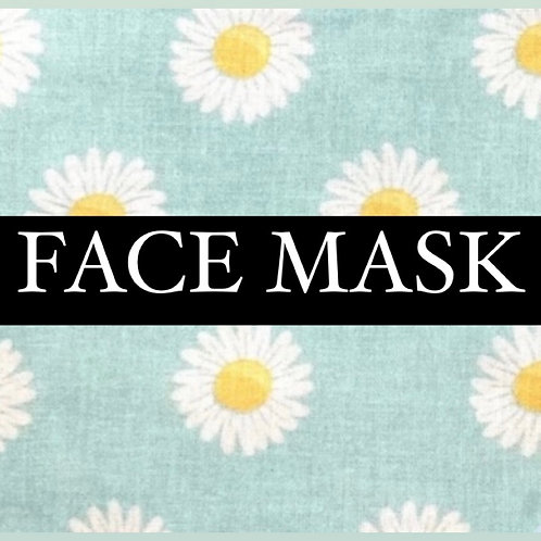 Crazy Daisy Mask