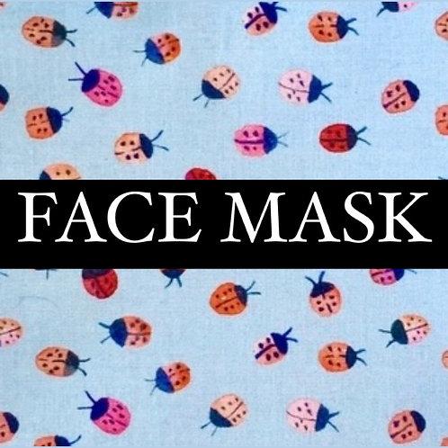 Ladybug Love Mask