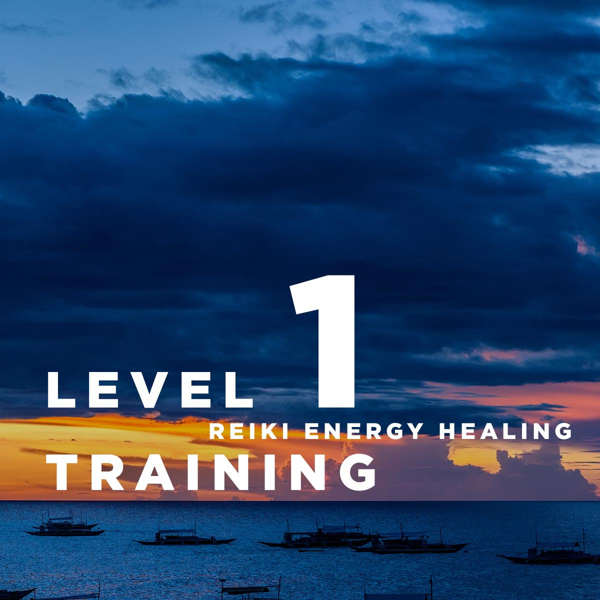 Reiki 1 Training | 4 Classes