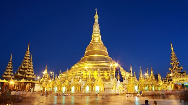 The Secret of the Most Famous Religious Sites in Myanmar