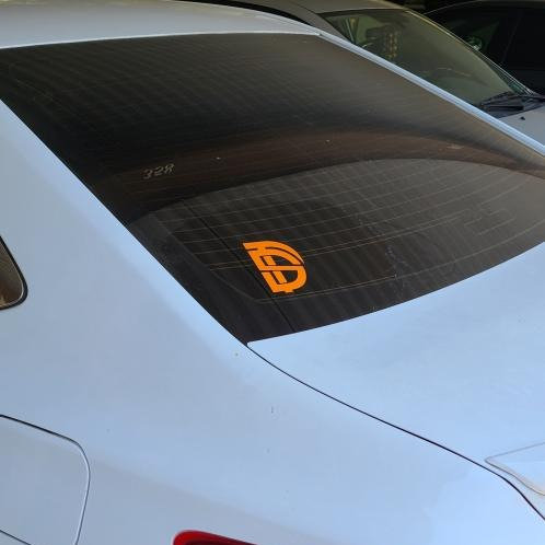 TDS Decal