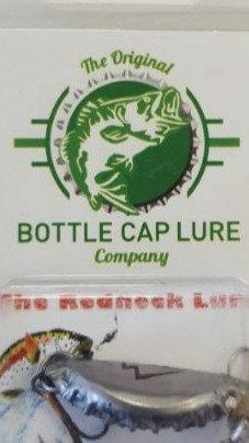 Coors Beer Bottle Cap Fishing Lure