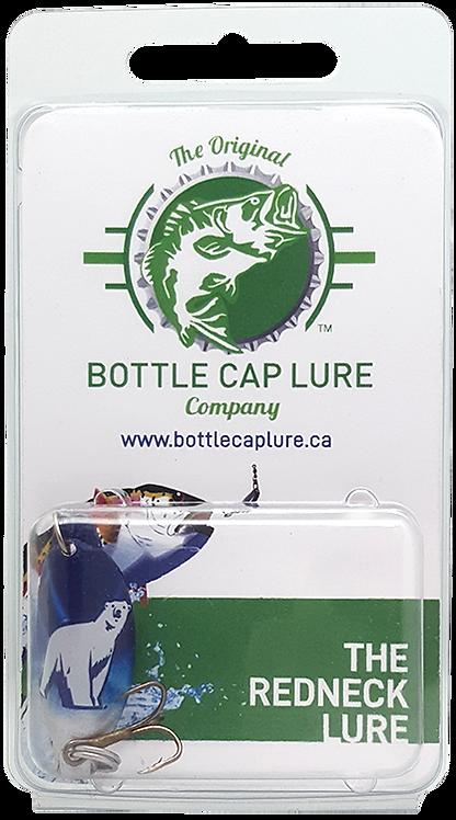 Retail - Labatt Lite Beer Bottle Cap Fishing Lure