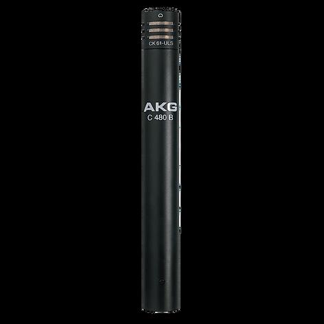 AKG C480B REFERENCE MODULAR CONDENSER MI