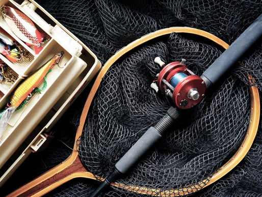 ARE YOU READY FOR THE FISHING SEASON?