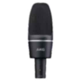 AKG C3000 HIGH PERFORMANCE DIAPHRAGM CON