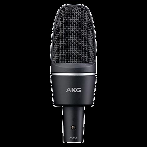 AKG C3000 HIGH PERFORMANCE DIAPHRAGM CON