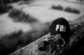 FBI cap with revolver and handcuff..jpg