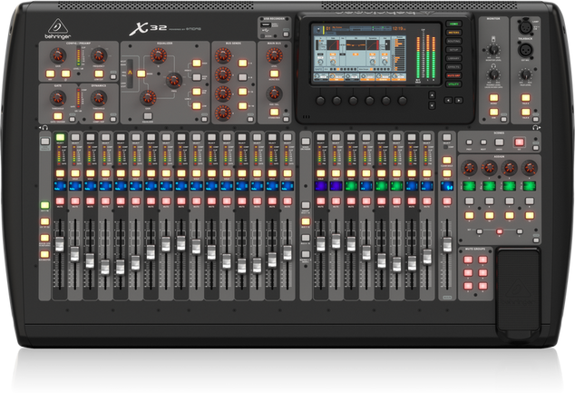 Midas X32 Mixer For Sale Or Rent.png