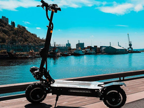 ARE ELECTRIC SCOOTERS & BIKES LEGAL IN CANADA?