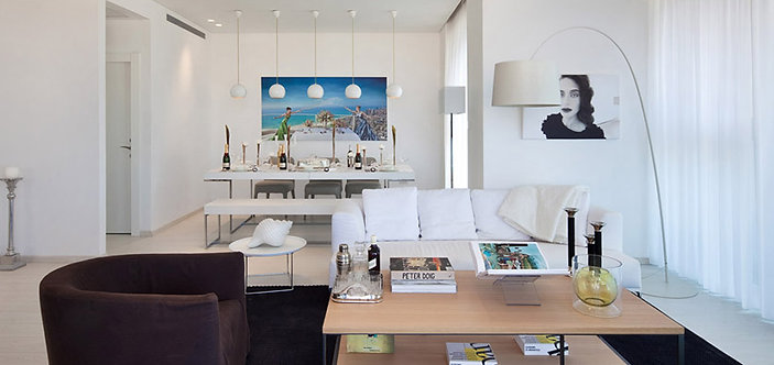 Nave Noff Tower / Mini Penthouse Type W