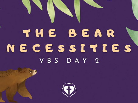 VBS Day 2 — Gideon