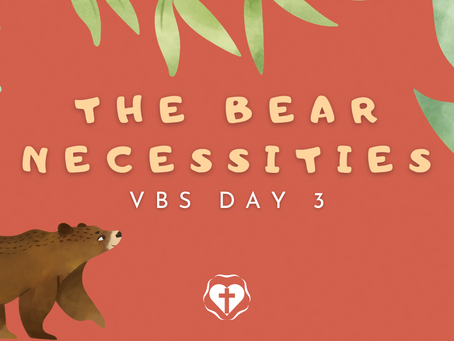 VBS Day 3 — Fishes & Loaves