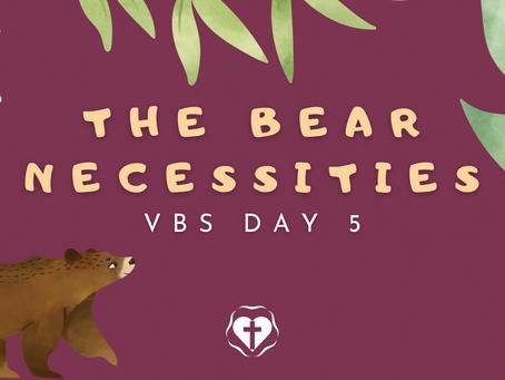 VBS Day 5 — George Mueller