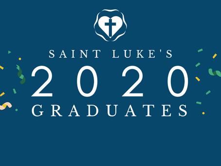 Saint Luke's 2020 Graduates