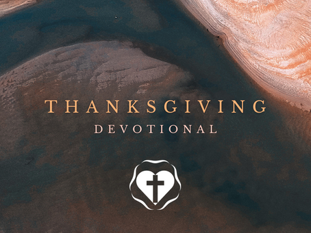 Thanksgiving Devotional Video