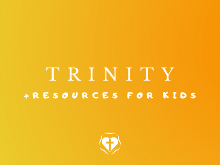 Trinity Sunday (Video Service and Children's Resources)