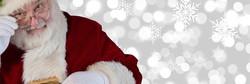 Meet Santa at the Christmas Fair