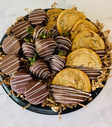 Chocolate Snack Platter (mini)