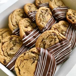 Menage a Trois Cookies