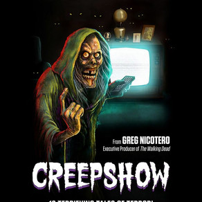 """SHUDDER'S: """"CREEPSHOW"""" Ep 1 - 3 Review"""
