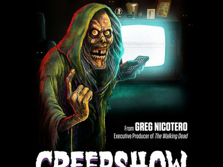 "SHUDDER'S: ""CREEPSHOW"" Ep 1 - 3 Review"