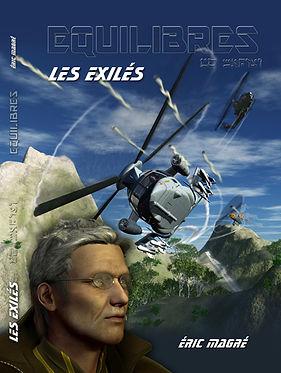 EQUILIBRES - Couverture - Les Exilés