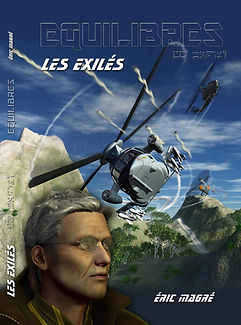 EQUILIBRES Couverture - Les EXILES