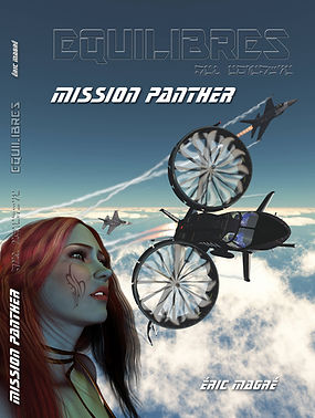 EQUILIBRES - Couverture - Mission panther