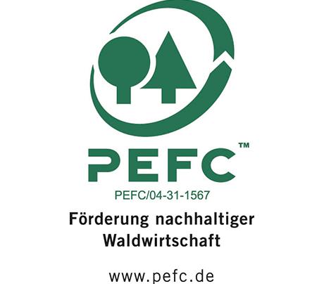 Certification selon PEFC™