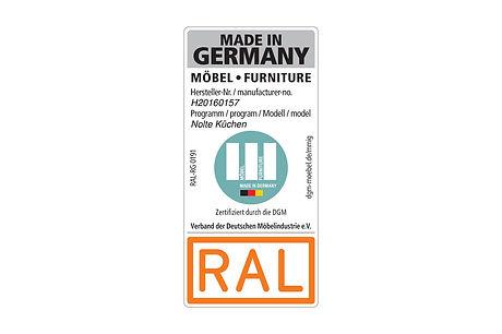 Meubles fabriqués en Allemagne