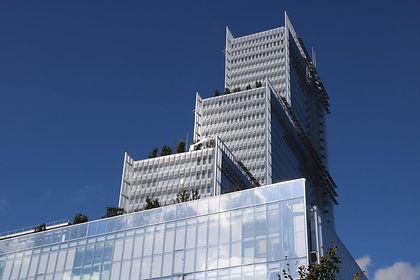 Le Tribunal de Paris de Renzo Piano