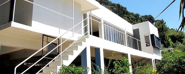 La Villa E-1027, Roquebrune-Cap-Martin, 1929